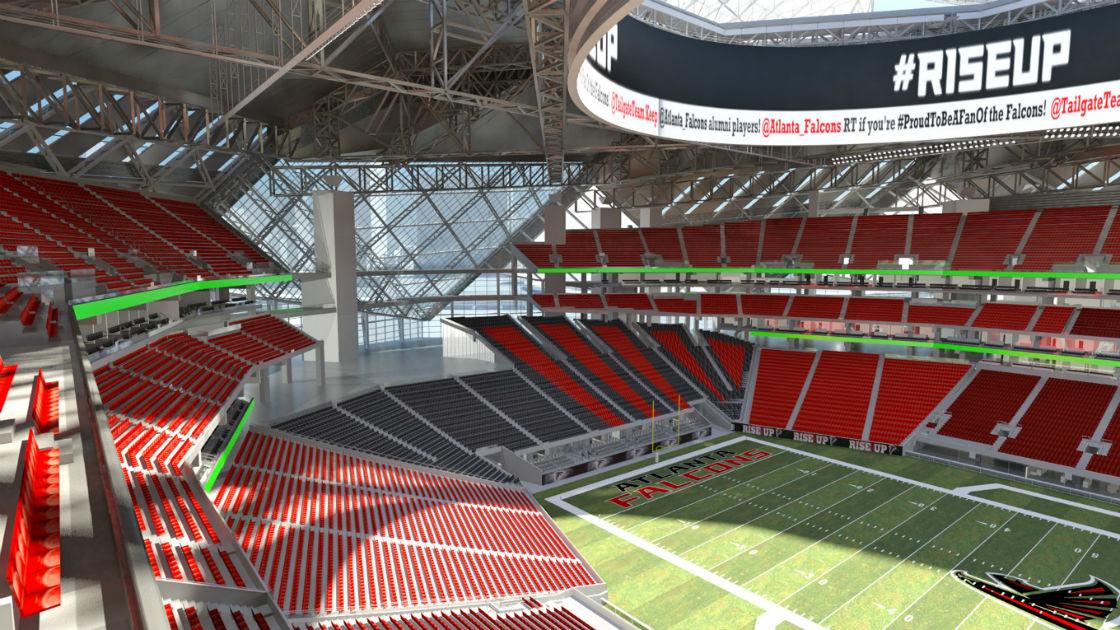 mercedes benz stadium minecraft. MLS In Atlanta: The $1.2 Billion Stadium Blank\u0027s New Team Will Share With Falcons | SI.com Mercedes Benz Minecraft