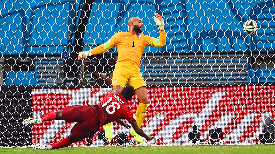Silvestre Varela's game-tying goal for Portugal at the end of stoppage time vs. the U.S. broke American hearts...but not many of the brokenhearted were in Sao Paulo.