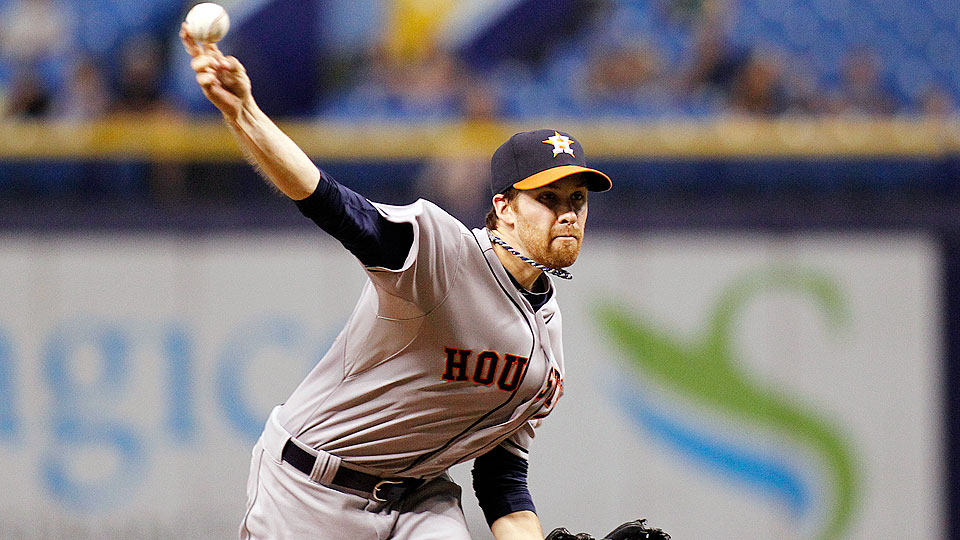 Collin McHugh has used his curve to anchor the Astros' staff and make himself a fantasy asset.