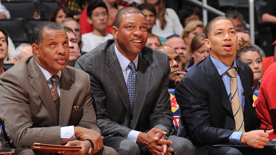 Tyronn Lue has been an assistant coach since 2009, after he retired from the NBA.