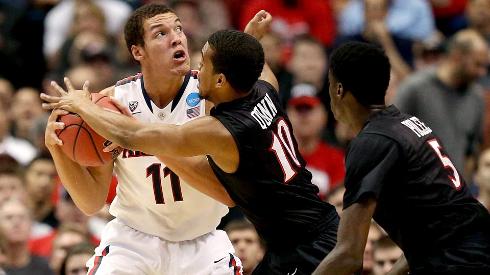 Aaron Gordon selected by Magic with No. 4 pick in NBA ...