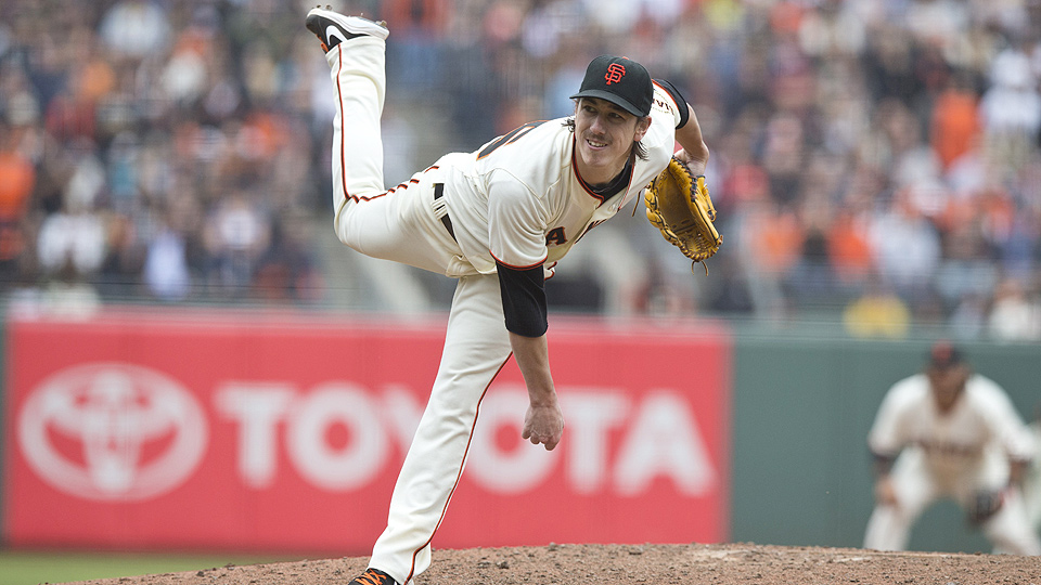 While not the pitcher he once was, Tim Lincecum threw his second no-hitter against the Padres in less than a year.