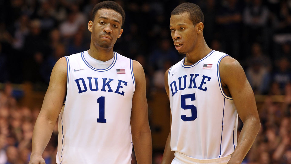 Jabari Parker cast a shadow over Rodney Hood at Duke, but both are expected to go high in Thursday's draft.