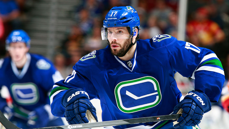 Ryan Kesler has been traded to the Anaheim Ducks