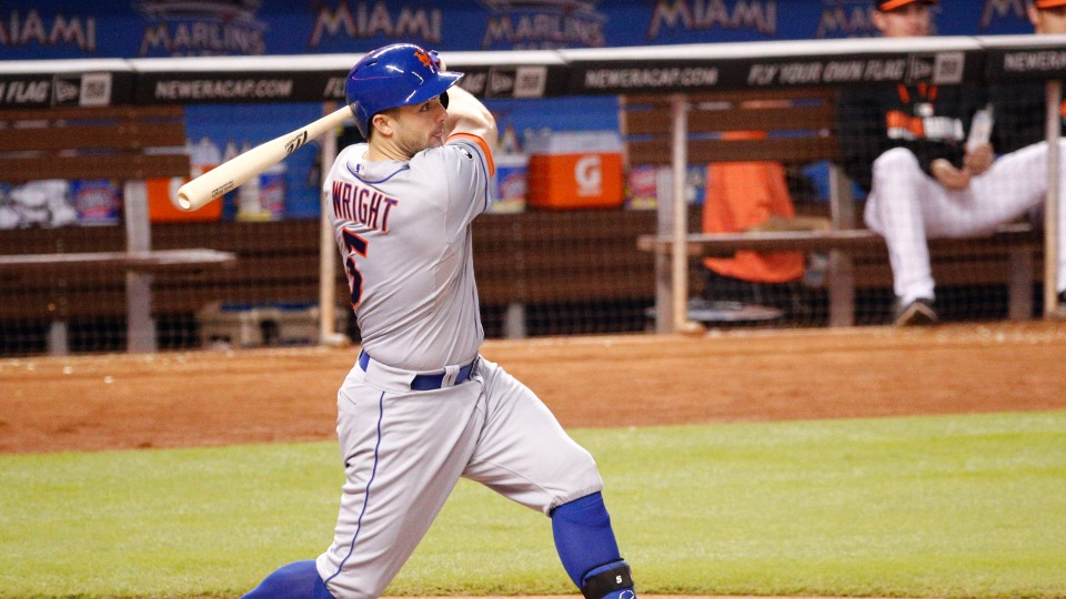 David Wright has 228 home runs and an .879 OPS in 11 seasons with the Mets.