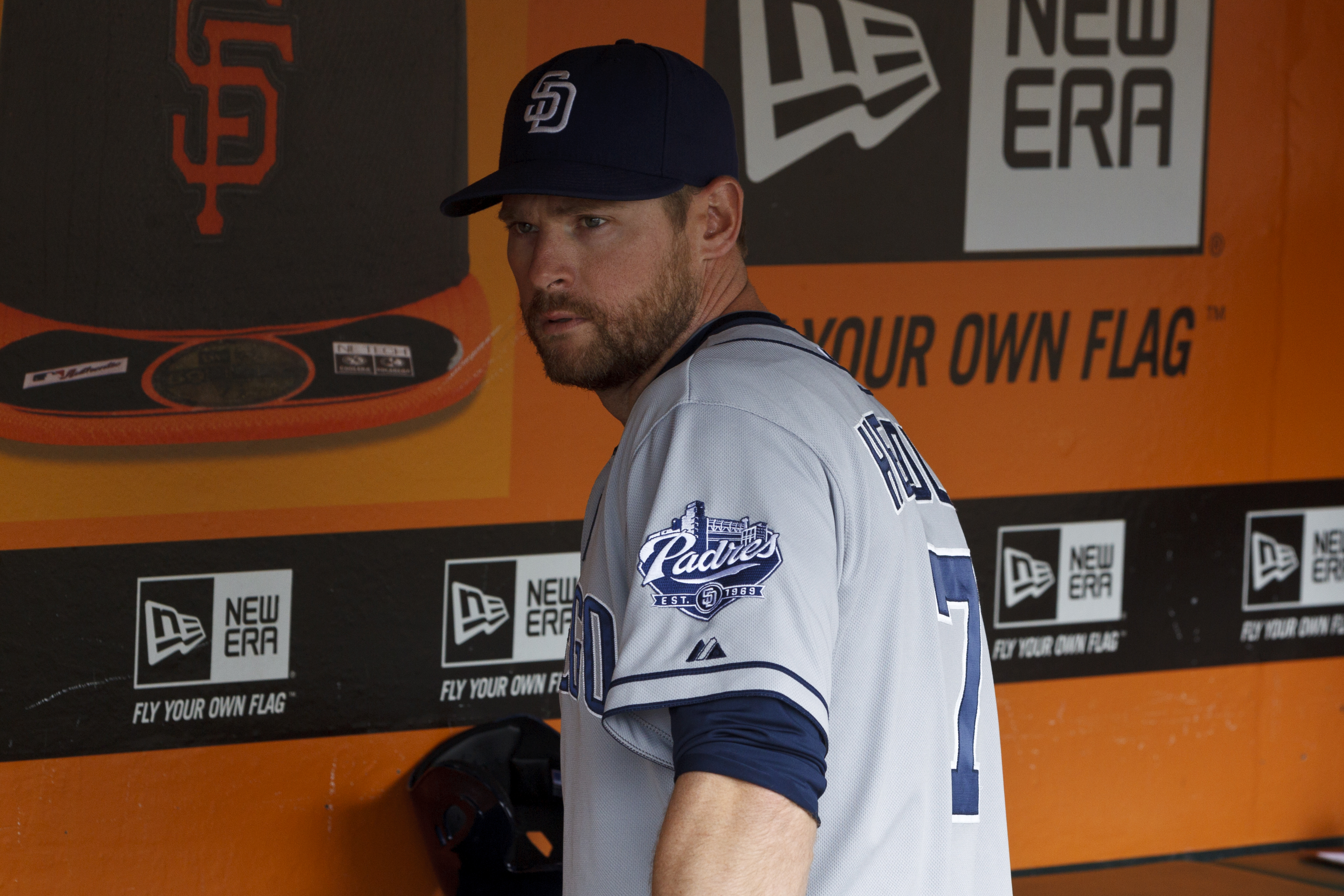 Chase Headley is due approximately $6 million the rest of this season.