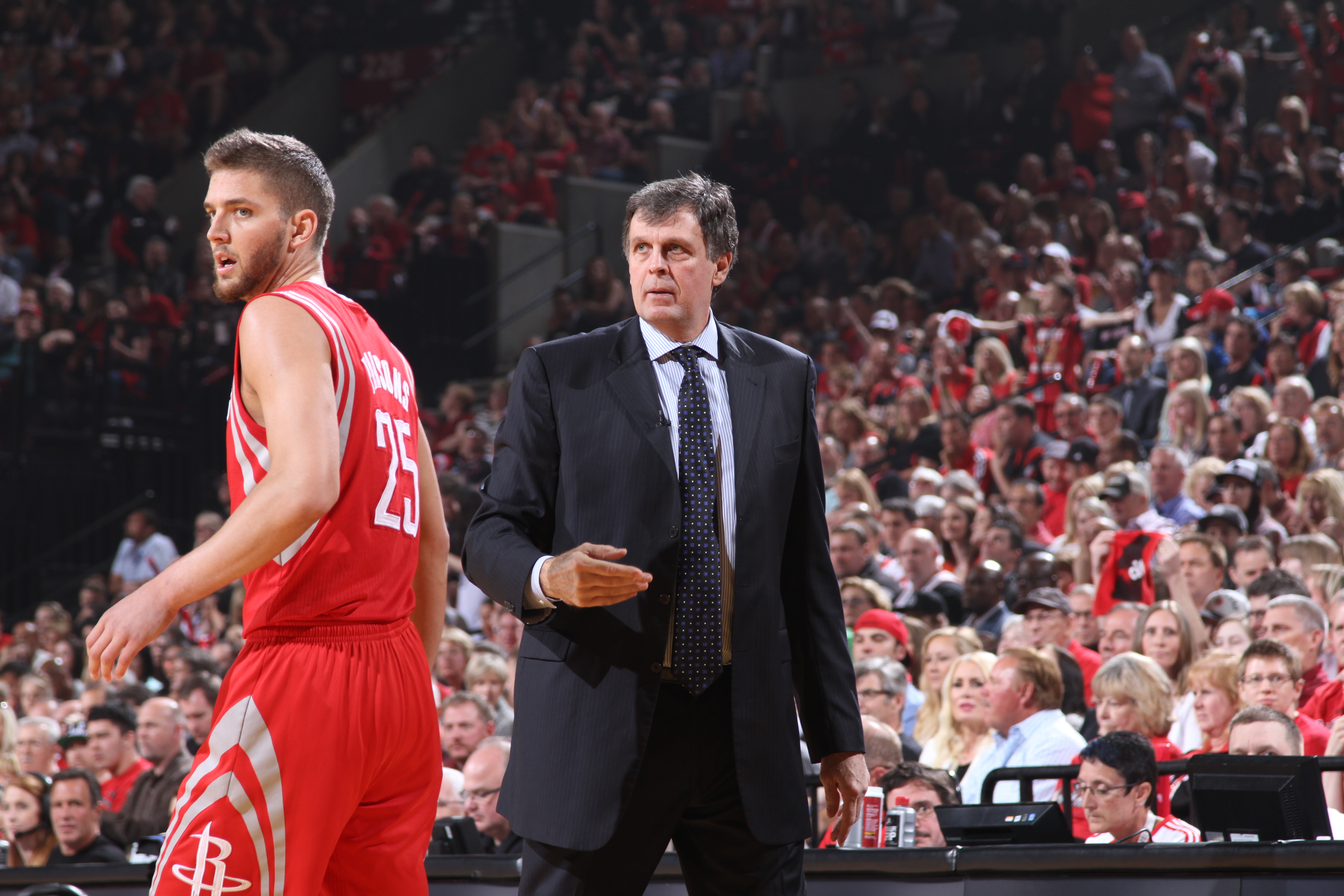 At a salary of $926,000 last season, Rockets forward Chandler Parsons was one of the better player deals in the league last year.
