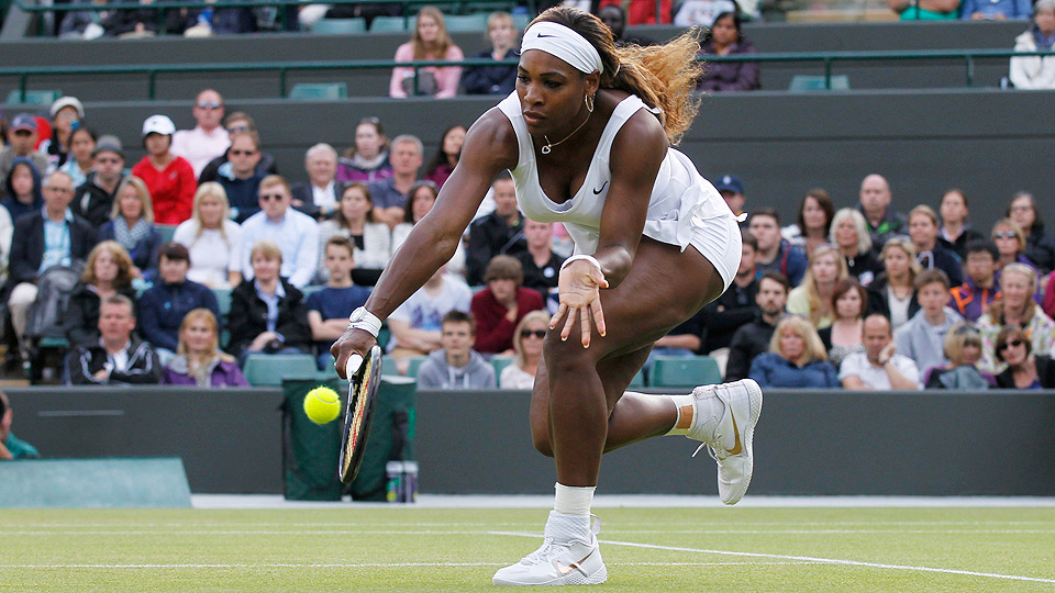 Serena Williams continued her struggles in Grand Slams this year with another early-round exit.