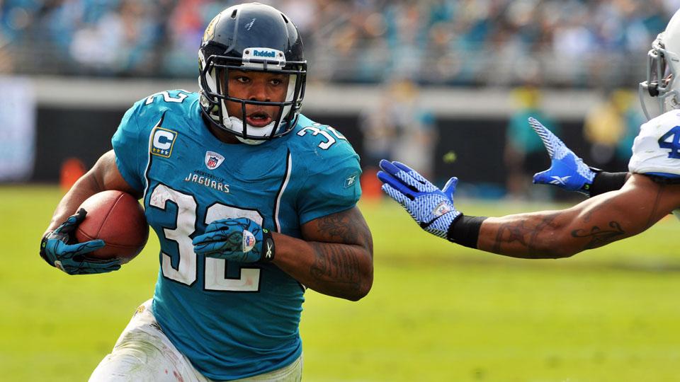 Maurice Jones-Drew signed with the Raiders this offseason.