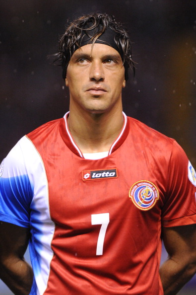 Costa Rica - Christian Bolaños