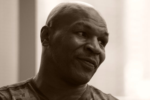 Mike Tyson (John W. McDonough/SI)