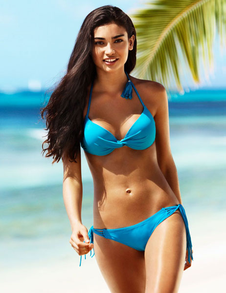 Kelly Gale :: Courtesy of H&M
