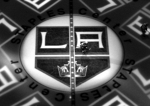 LA Kings Logo For All Their Recent Success The Are Reportedly Losing Money Victor Decolongon Getty Images