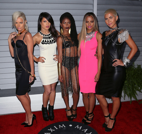 The ladies of G.R.L. :: Getty Images
