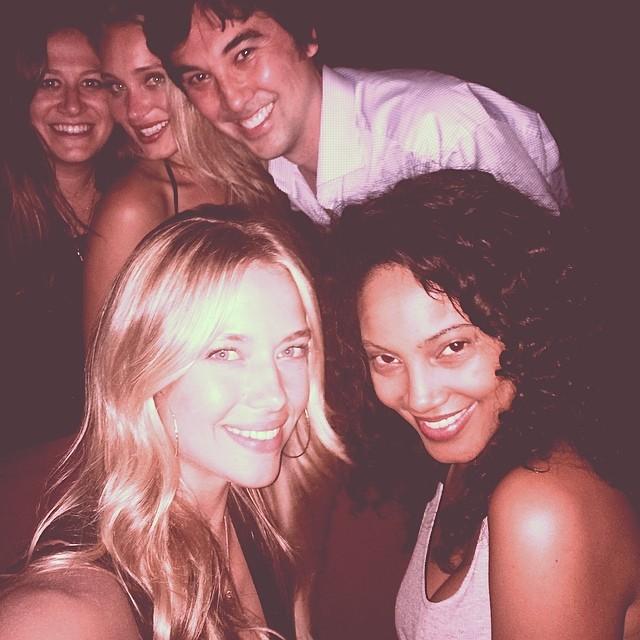 @chaneliman: Date night with @moniquelhuillier #cfda
