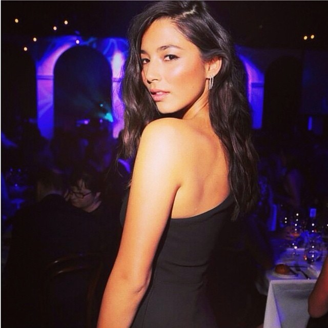 @iamjessicagomes: #Regram @davidjonesstore #throwbackthursday @instylemag Women of the year awards! emoji