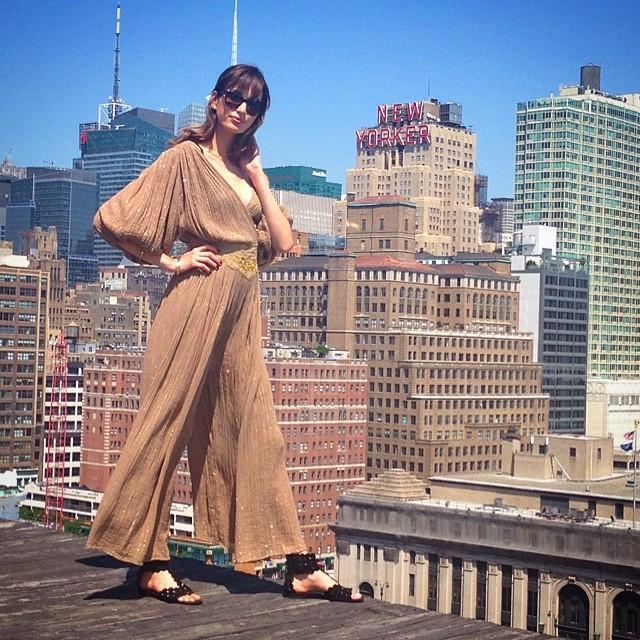 @kenzafourati: #NewYorker #NYandco