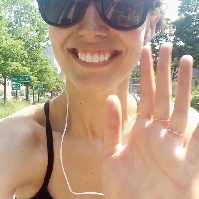@emilydidonato1: My dorkiest hobby #rollerblading 10 miles