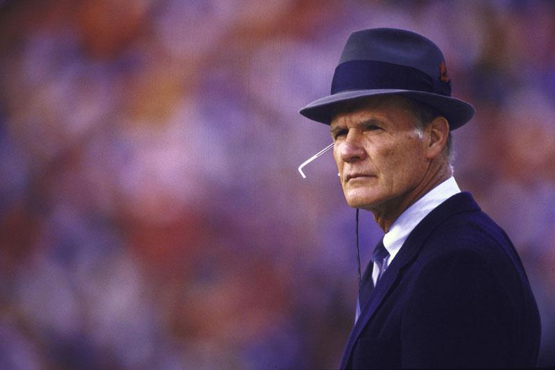 abb85da21f7 History of the NFL in 95 Objects  Cowboys coach Tom Landry s fedora ...