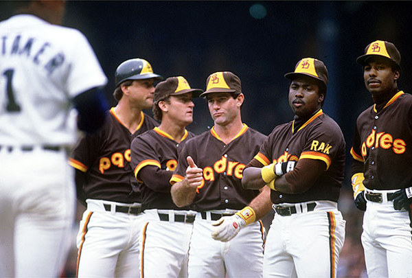 Steve Garvey and Tony Gwynn :: John Iacono/SI
