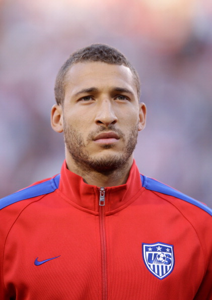 USA - Fabian Johnson