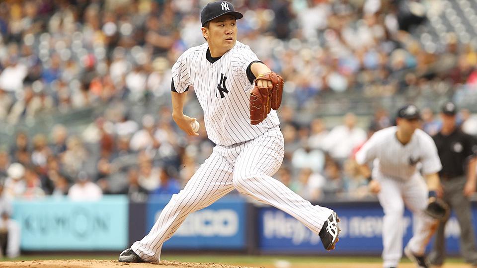 Even as a rookie, Yankees right-hander Masahiro Tanaka favors considerably to 2010 Cy Young award winner Felix Hernandez.