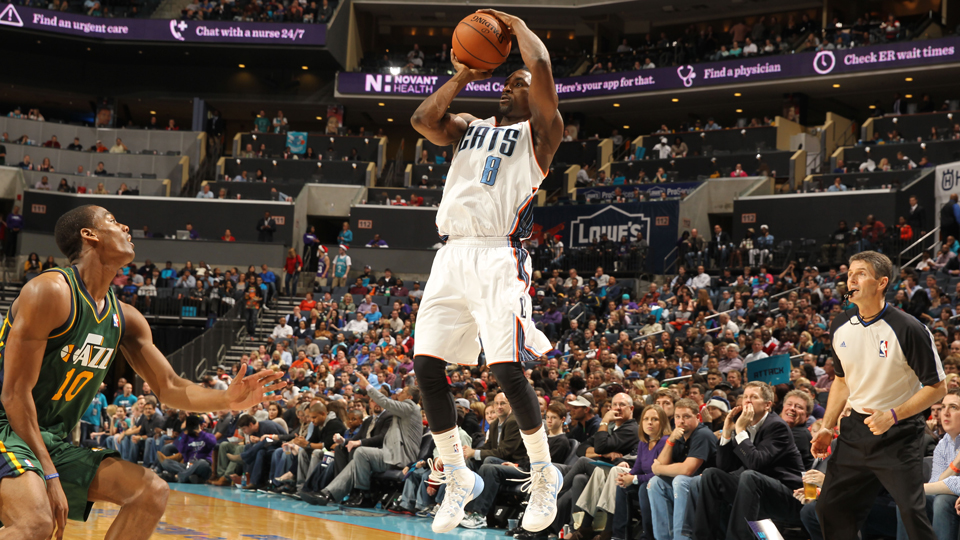 Ben Gordon appeared in just 19 games last season.