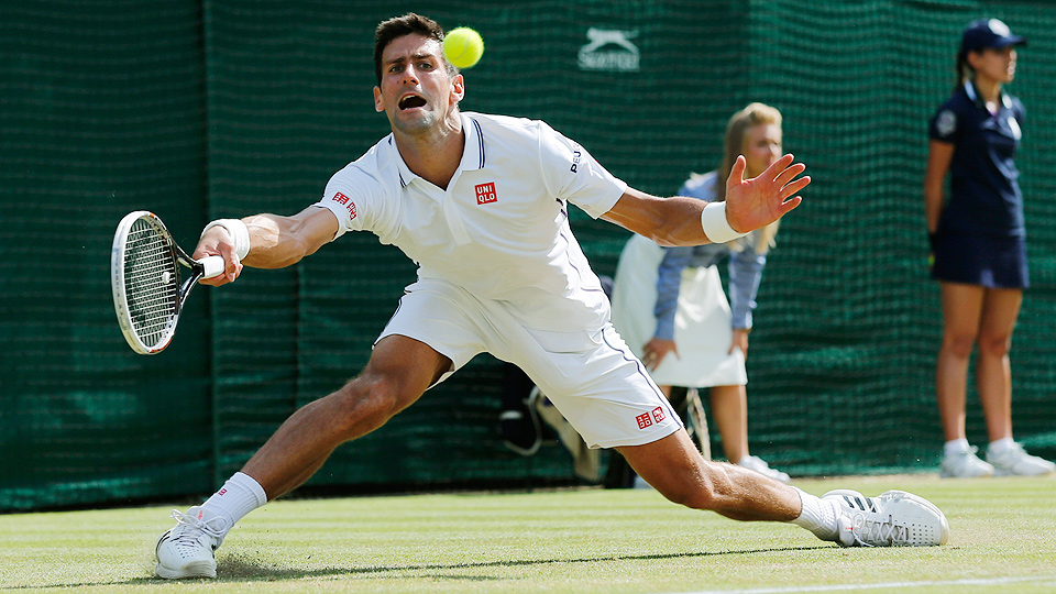 It's not a huge stretch to imagine that Novak Djokovic will become a premier tennis parent.