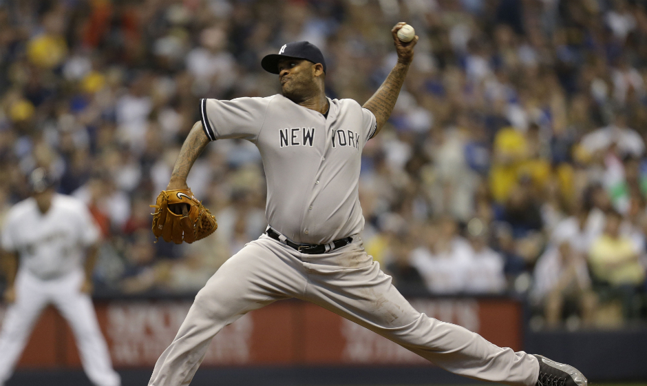 CC Sabathia has been on the disabled list since May 11.