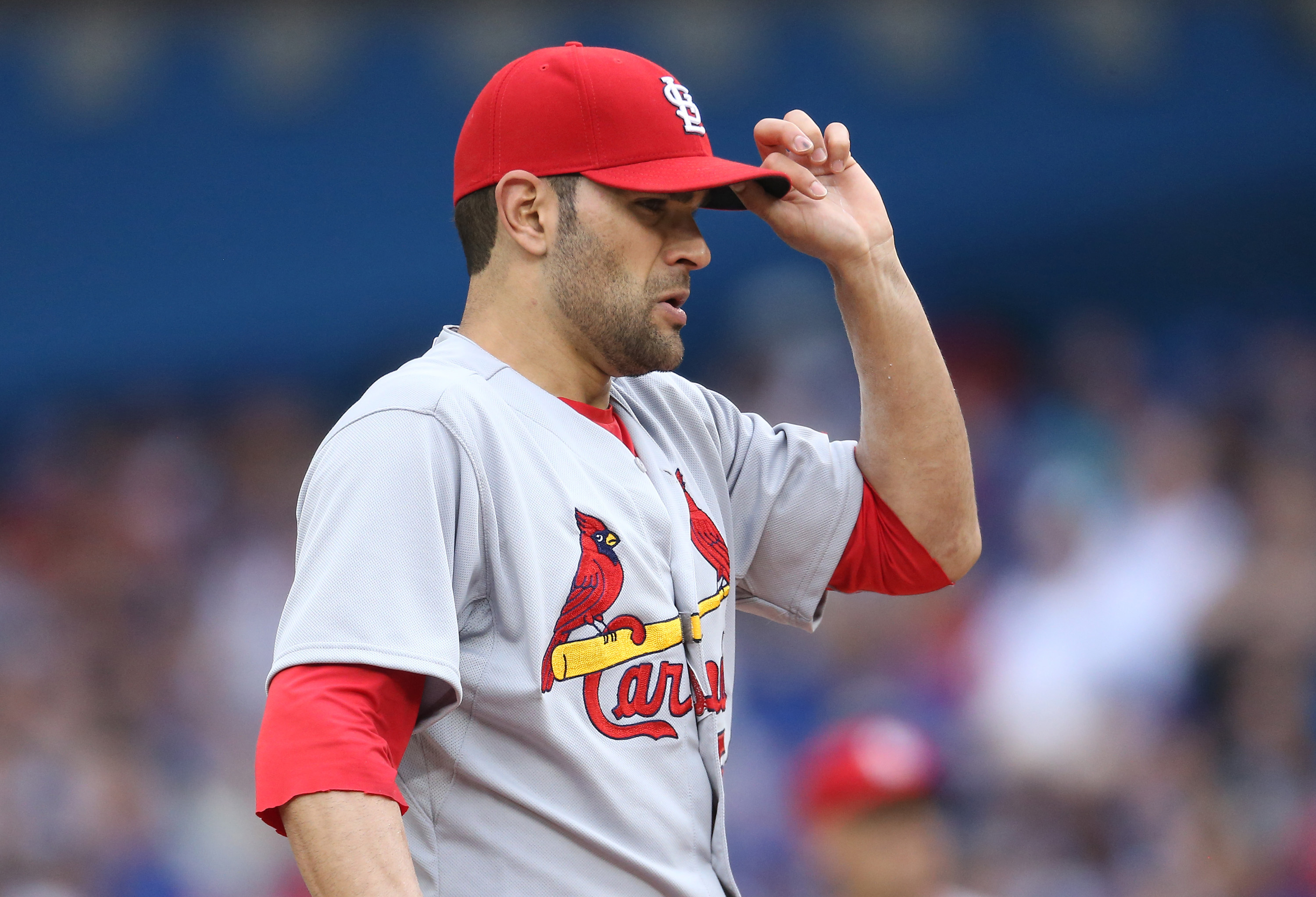 Jaime Garcia is owed $9.25 million next season.