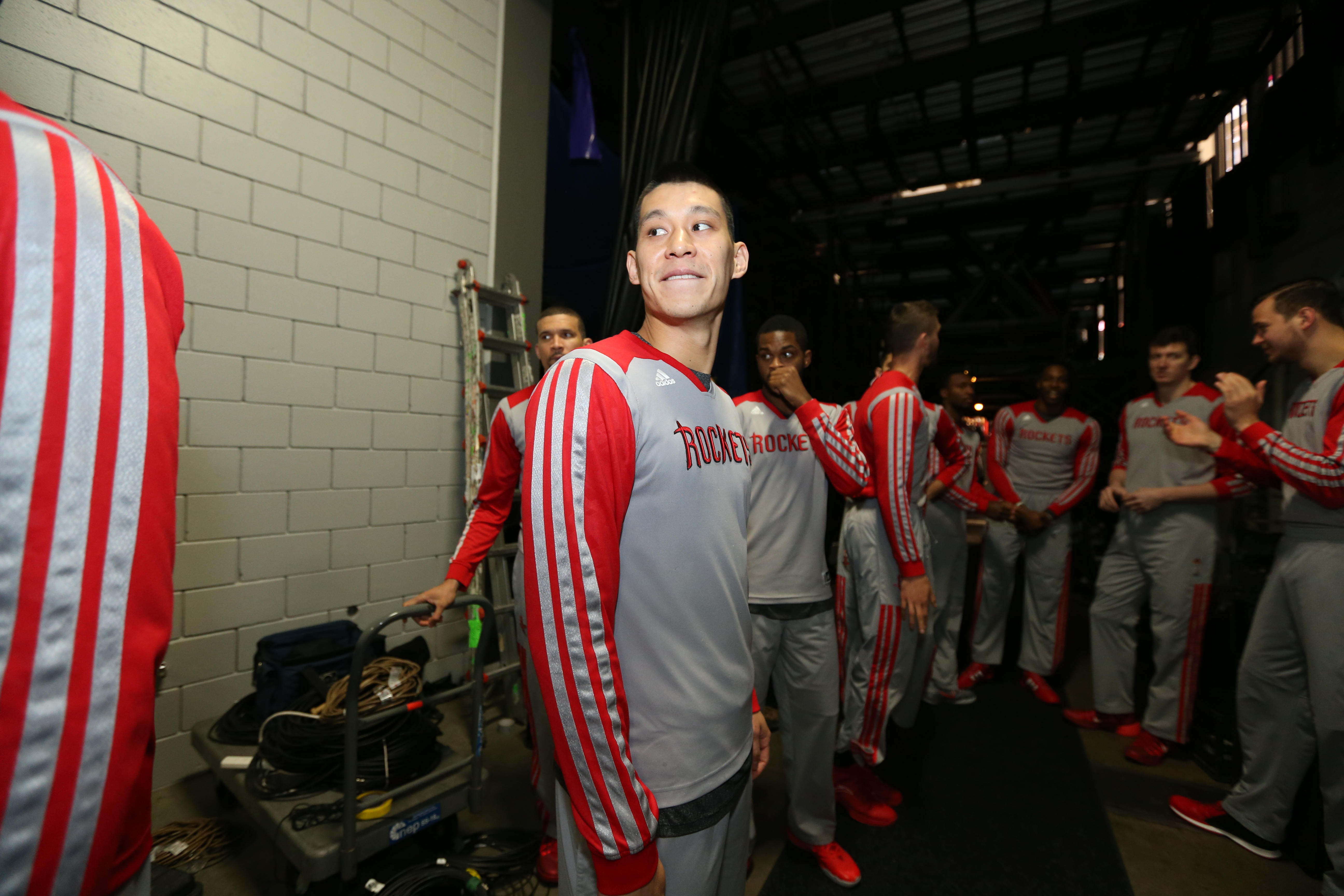 Jeremy Lin averaged 12.5 points and 4.1 assists in 71 games for the Rockets last season.