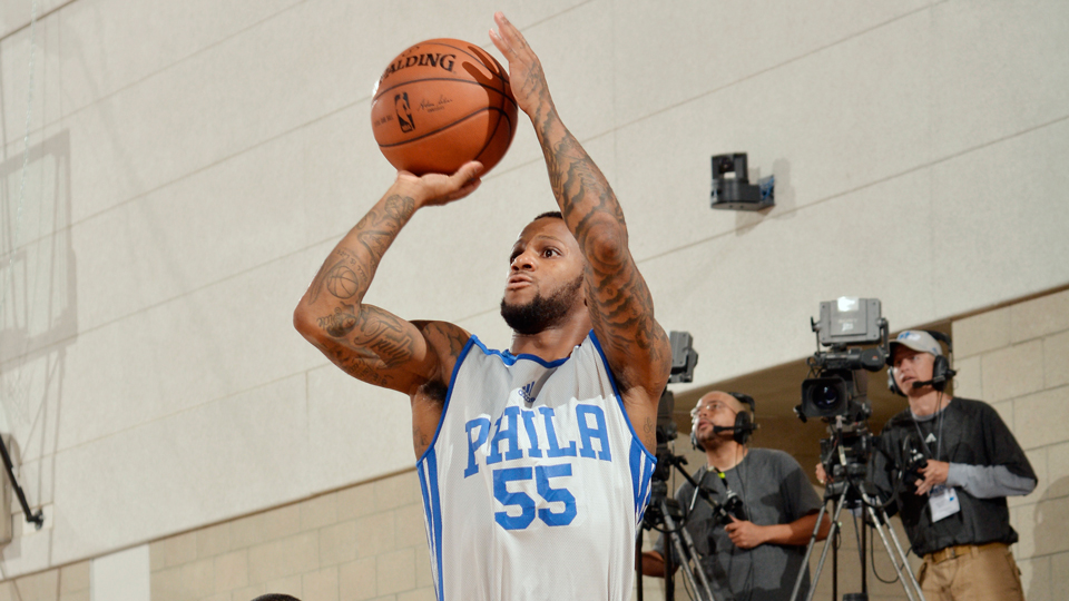 The Sixers re-acquired Pierre Jackson from the Pelicans in a 2014 draft day trade.