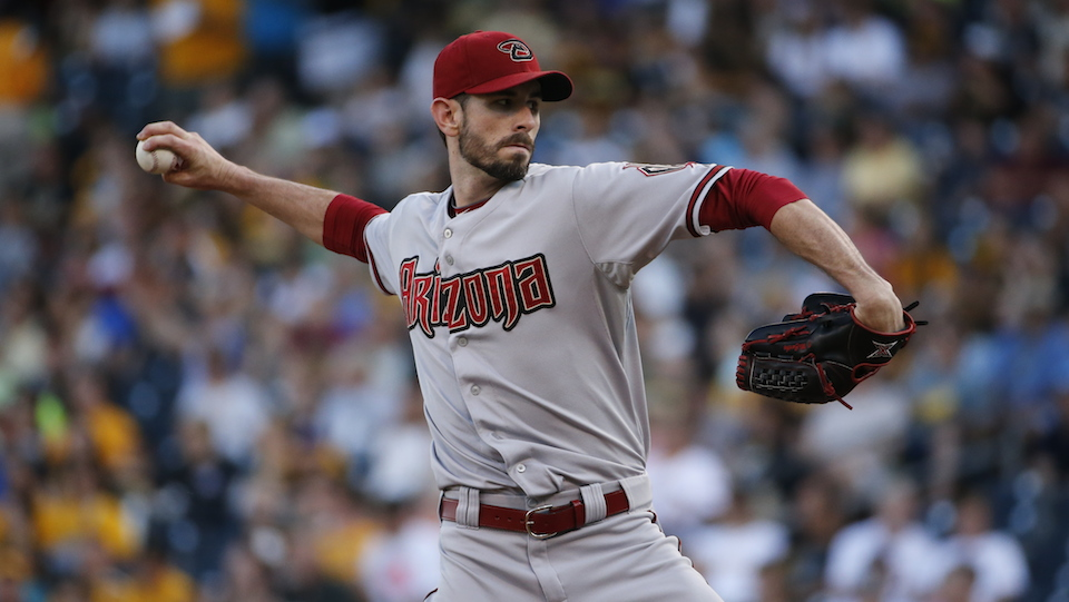 Brandon McCarthy had a 5.01 ERA in 18 starts with the Diamondbacks