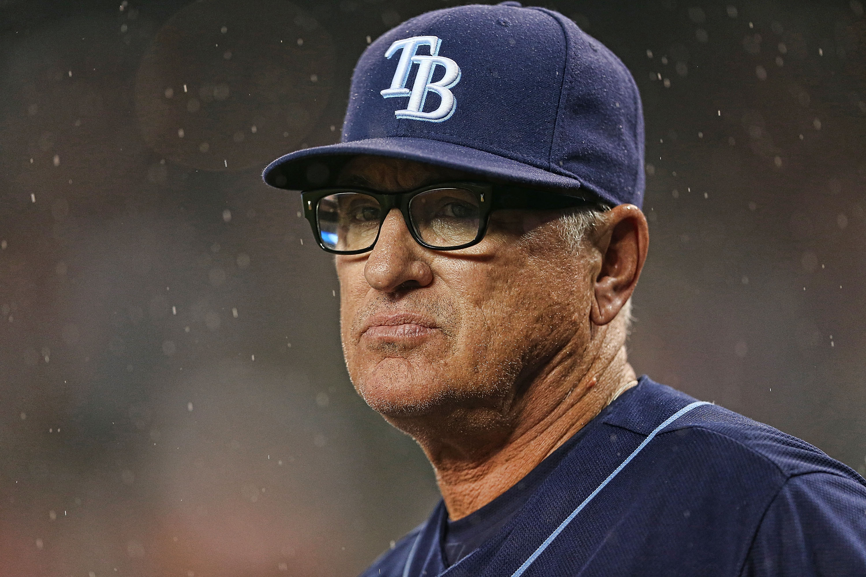 Because of the deal on Monday, Rays manager Joe Maddon won't be able to sign players to more than a $300,000 contract for the next two signing periods.