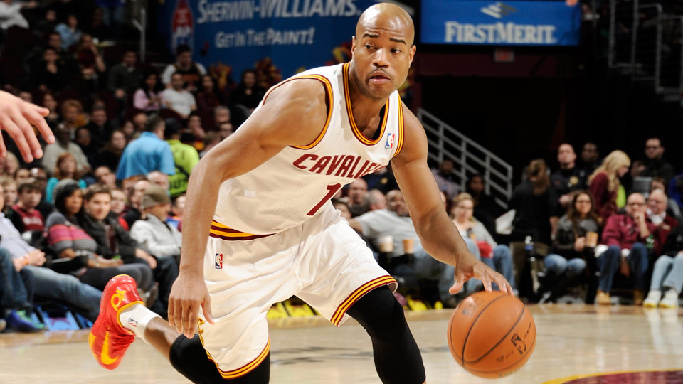 The Cavaliers have agreed to send Jarrett Jack to the Nets in a three-team trade.