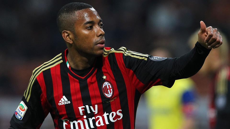 AC Milan's Robinho could be headed to Orlando City to be reunited with Kaka ahead of the club's 2015 MLS expansion campaign.