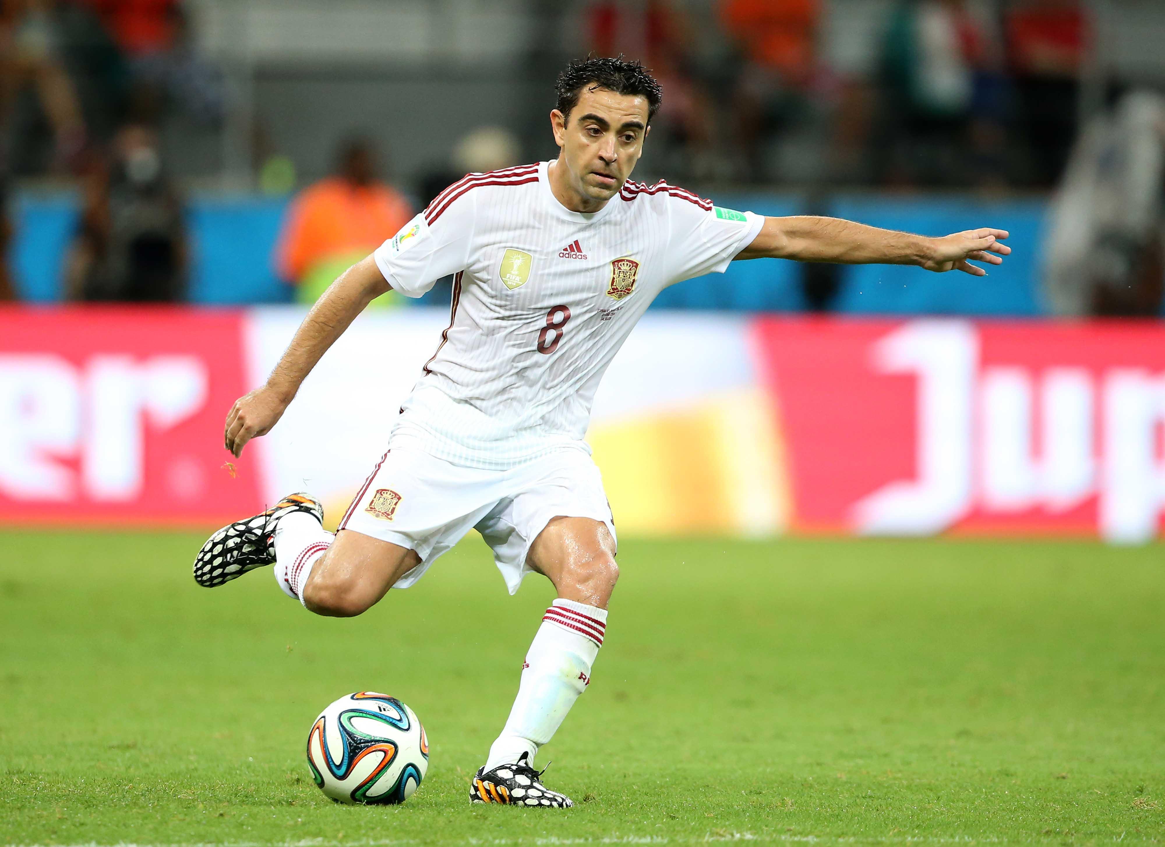 FC Barcelona s Xavi Hernandez considering offers from three MLS