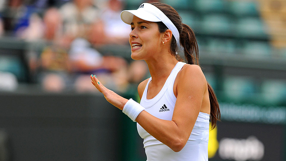 Following Wimbledon, Ana Ivanovic split with her former coach, Nemanja Kontic, after just one year.