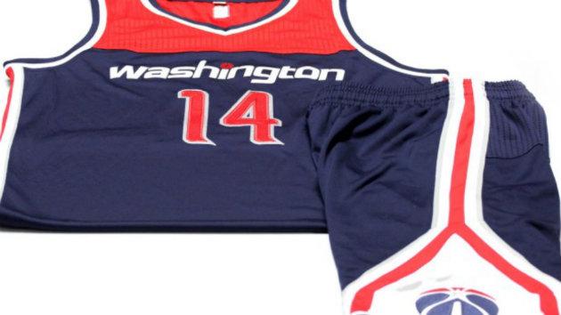 Wizards unveil new navy alternate uniforms