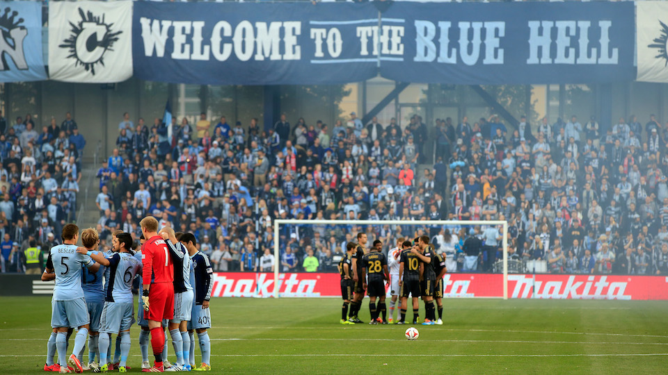 The same architectural firm that designed Kansas City's Sporting Park is set to design a $75 million national soccer development center