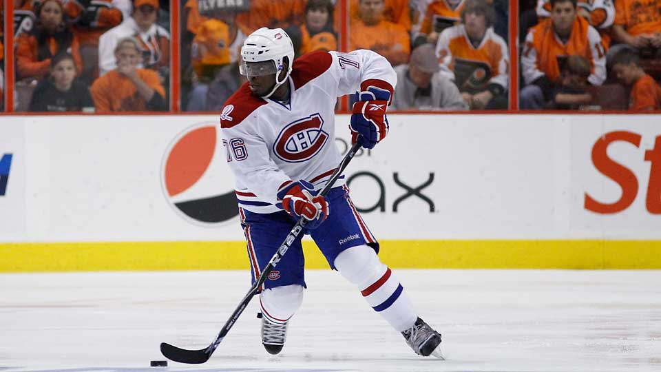 Electrifying defenseman P.K. Subban is indispensable to the Canadiens, and his next contract should reflect that.