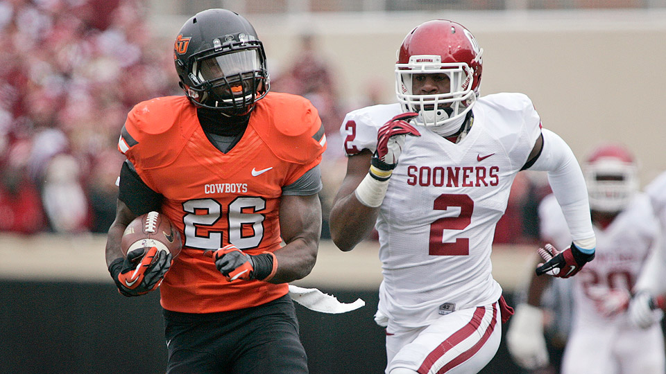 2015 NFL Draft Primer: Breaking down Big 12 prospects