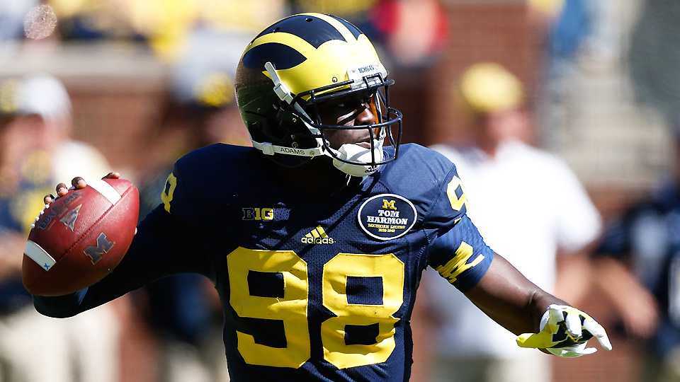Even in his final season, nothing will come easily for Devin Gardner, who is fighting for the starting quarterback job.