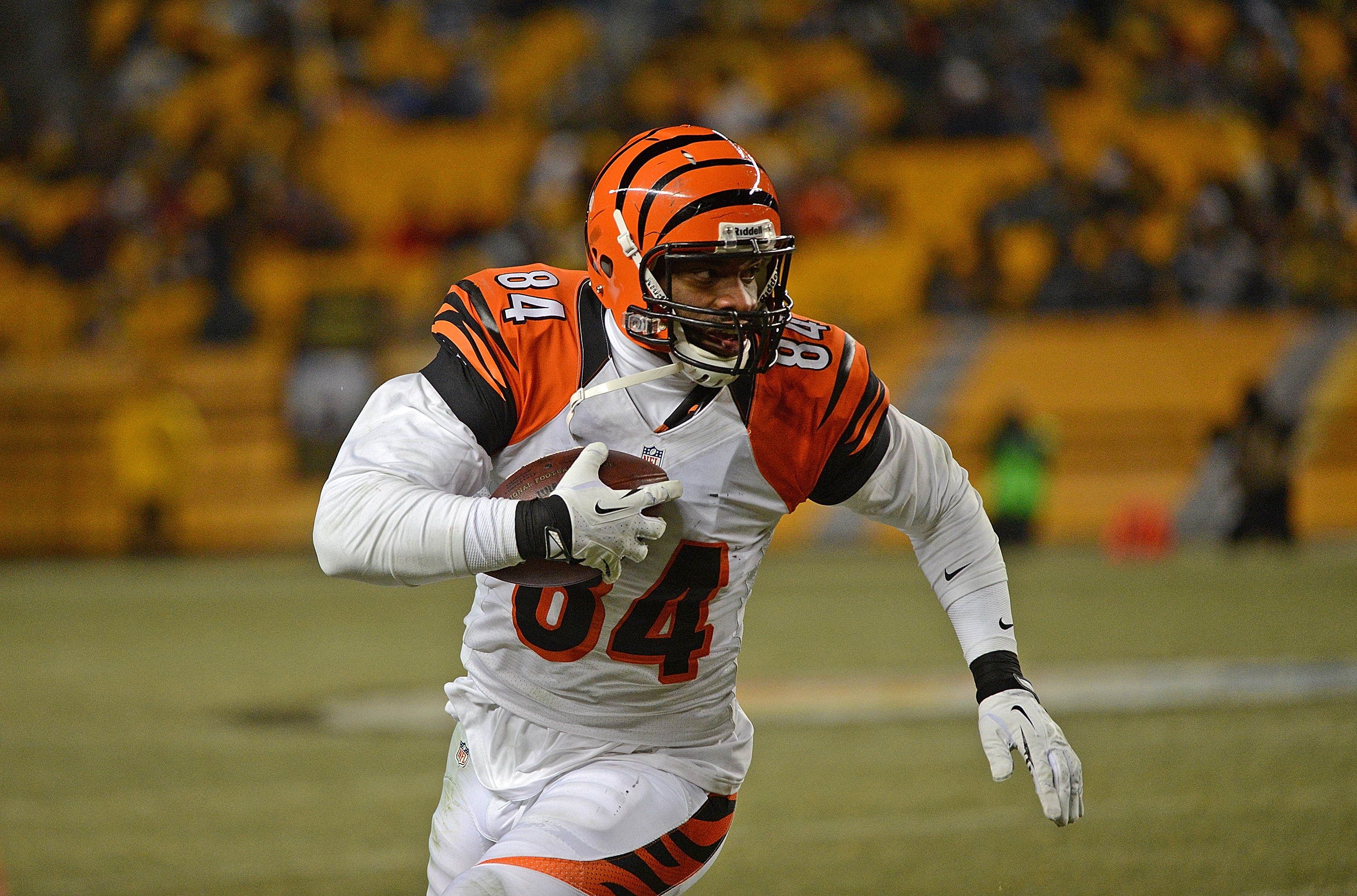 The Cincinnati Bengals activated tight end Jermaine Gresham, along with four other players, for practice Monday.