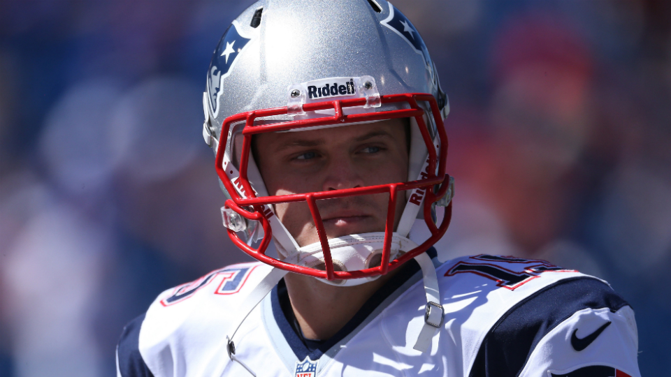Ryan Mallett couldn't win the backup quarterback job behind Tom Brady, but he may have an easier time in Houston.
