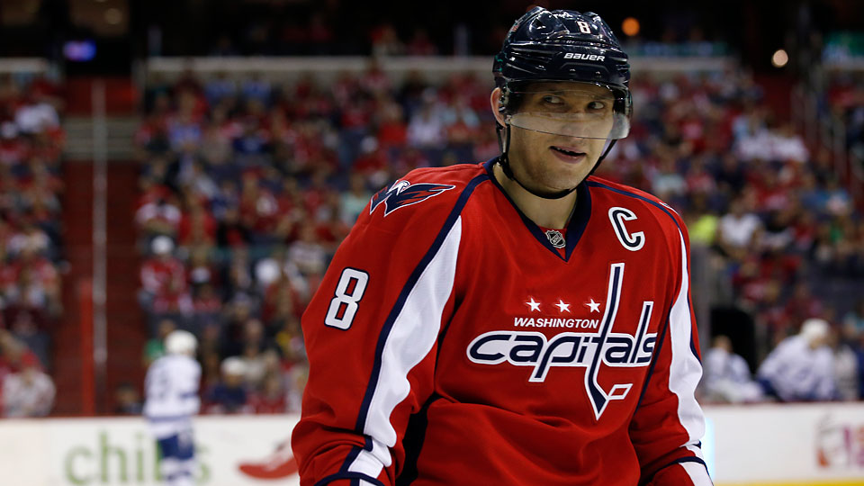 Is Alex Ovechkin more stats savvy than we realize? The Capitals' star doesn't see the big deal about plus-minus ratings (he was –35 last season).