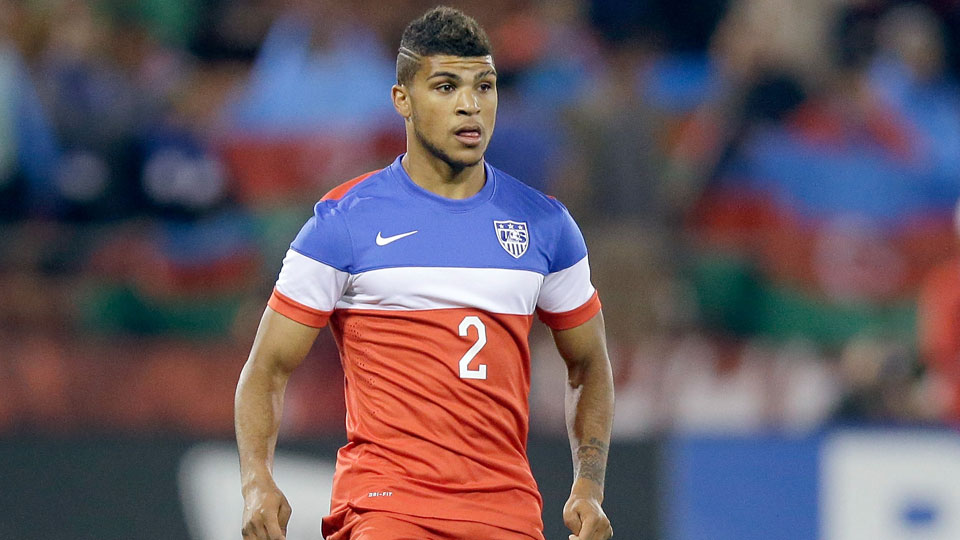 DeAndre Yedlin captured the attention of a handful of European clubs with his performances at the 2014 World Cup with the United States.