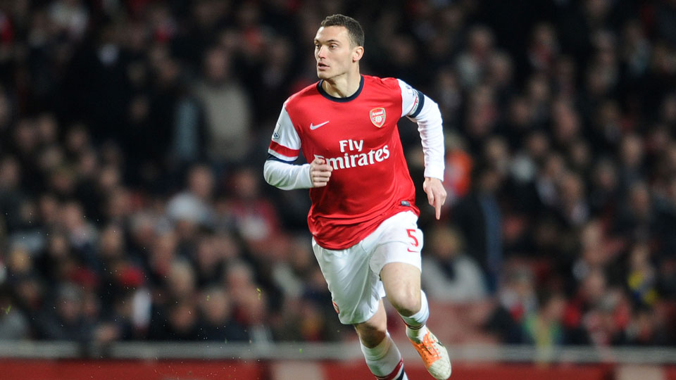 Thomas Vermaelen served as Arsenal's captain but a lack of first-team opportunities has led to his departure to Barcelona.