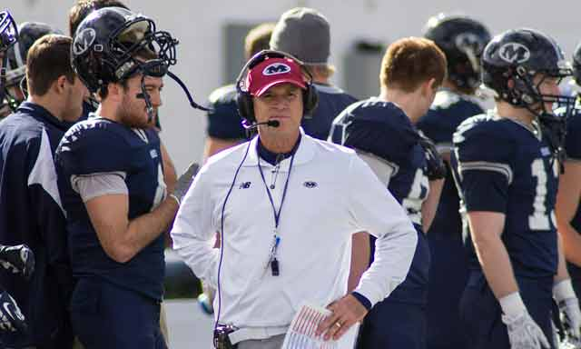 Colorado College of Mines coach Bob Stitt is an offensive innovator.