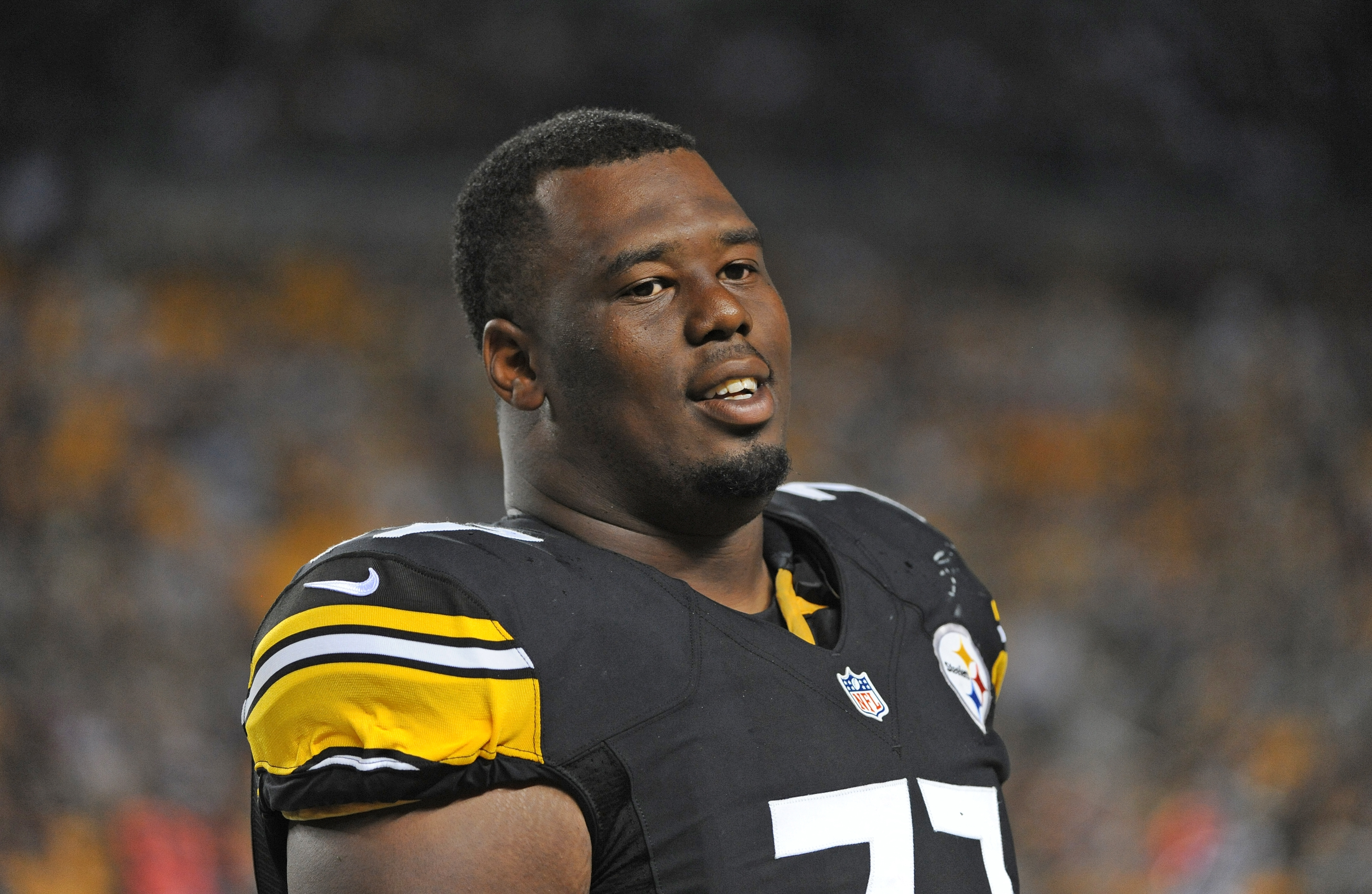 Pittsburgh Steelers working on an extension with tackle Marcus